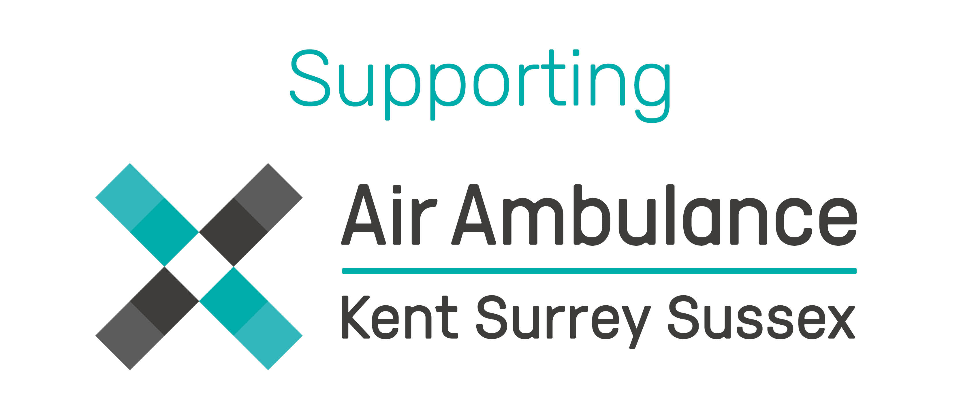 Proud to support the Kent Air Ambulance